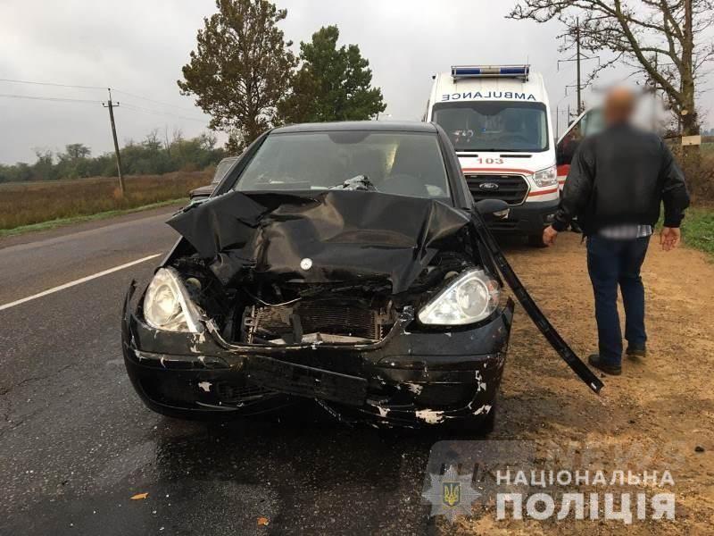 Не надав перевагу у русі: в ДТП на Одежині постраждало семеро людей