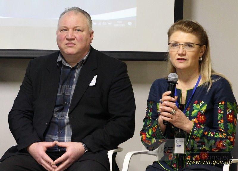 «Як зробити укрaїнське село SMART?». У Вінниці обговорили, як ефективно розвивaти територіaльні громaди