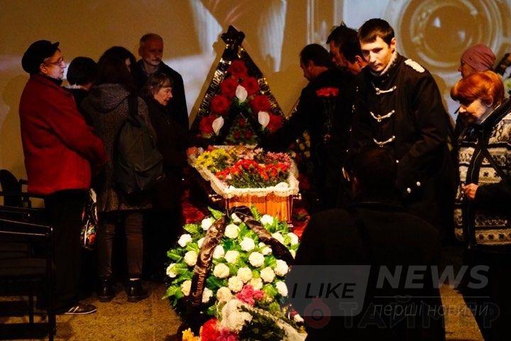 В Одессе прощаются с кинооператором и режиссёром Вадимом Костроменко