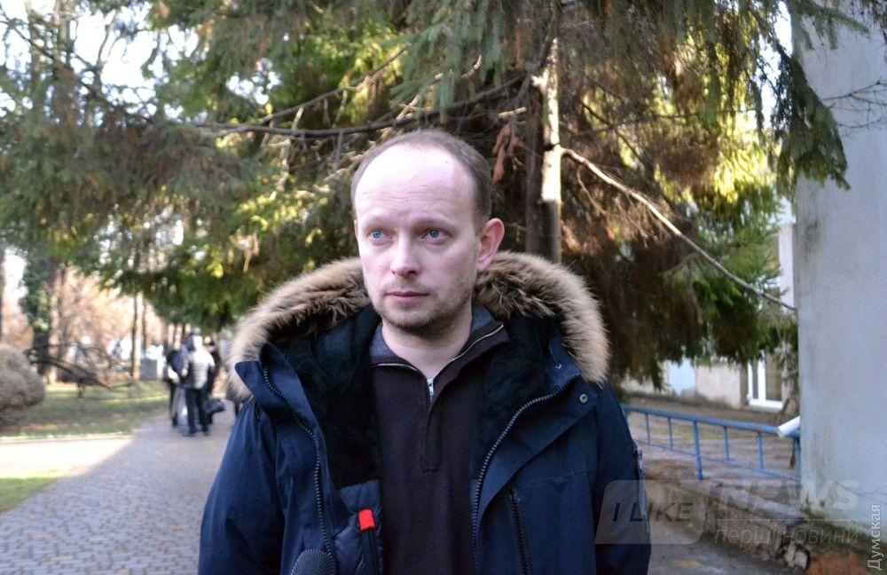 Временно исполняющий обязанности начальника центра Илья Лубашев