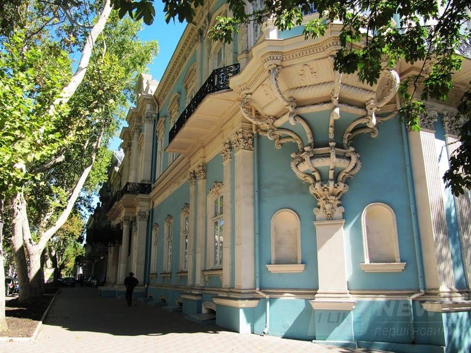 Фото: Одесский дворик