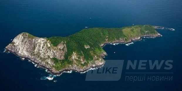 Острів змій Каймада-Гранді