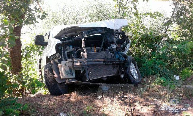 Восемь человек пострадали в ДТП на Буковине, один из них скончался в больнице, - НПУ 02