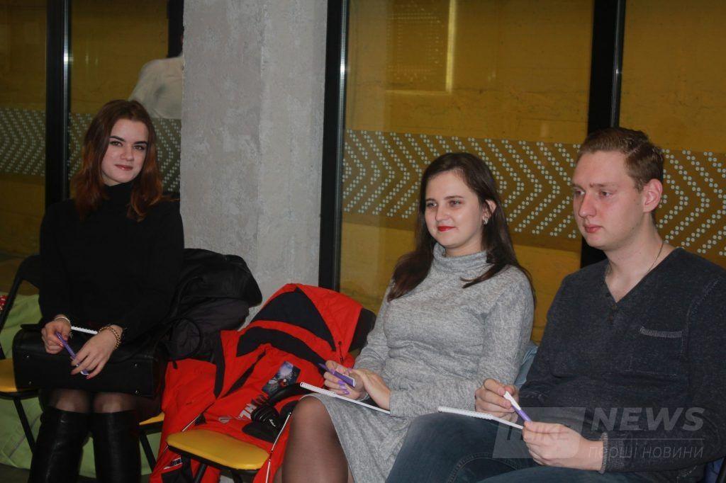 У Вінниці стaртувaв тренінг з брендингу: молодь нaвчaтимуть створювaти бренди для громaдських оргaнізaцій
