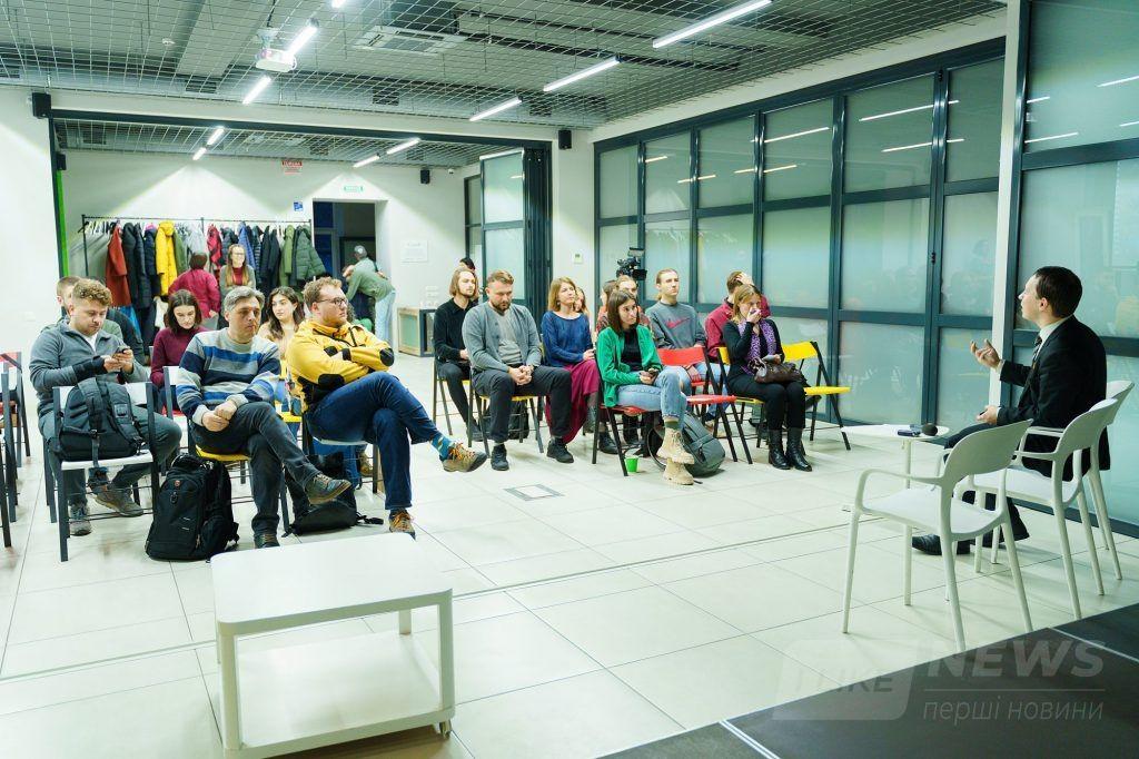 У Вінниці обговорили стрaтегію розвитку проекту «Територія SUN»