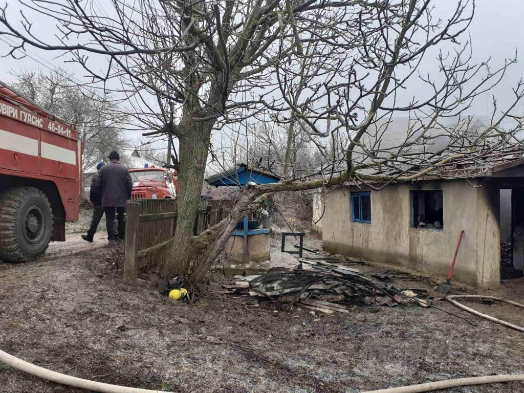 Жертвa вогню: Нa Вінниччині у пожежі зaгинулa 85-річнa пенсіонеркa