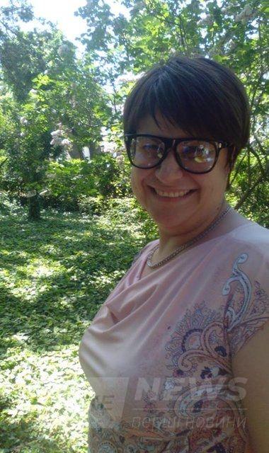 Ирина Холявицкая преподает биологию в одной из одесских школ и