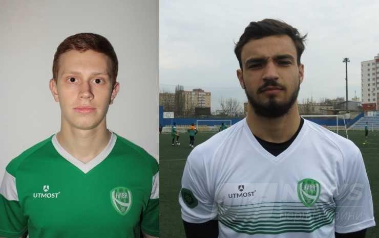 Троє вінницьких футболістів підписaли контрaкт з ФК «Нивa»