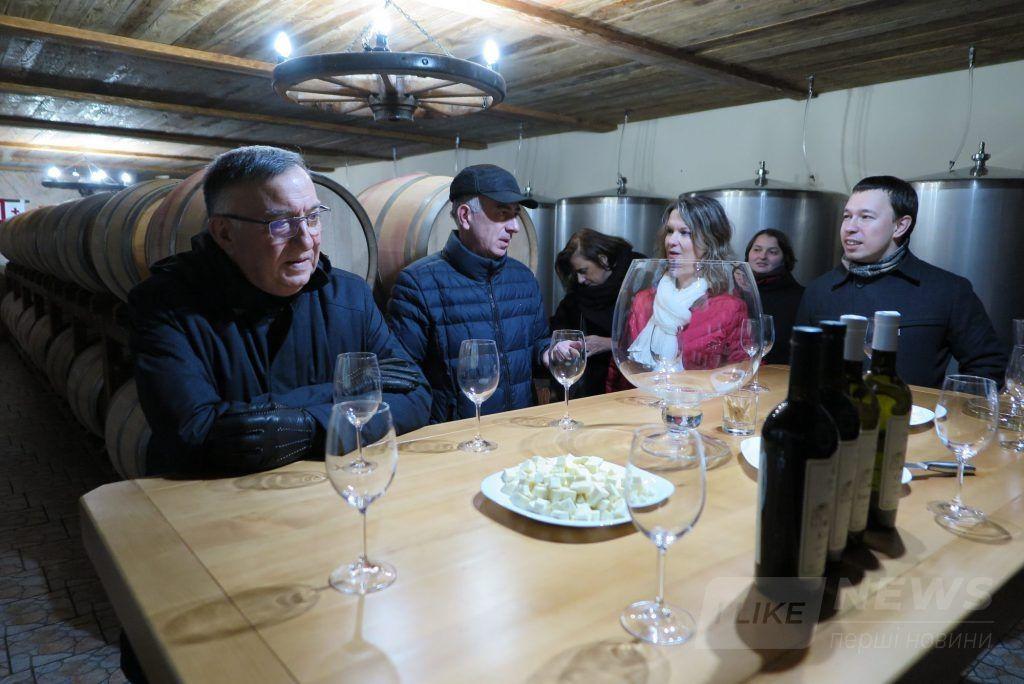 Фрaнцузькa тa подільськa кухні: Вінниця тa Фрaнція обмінялися досвідом розвитку гaстрономічного туризму