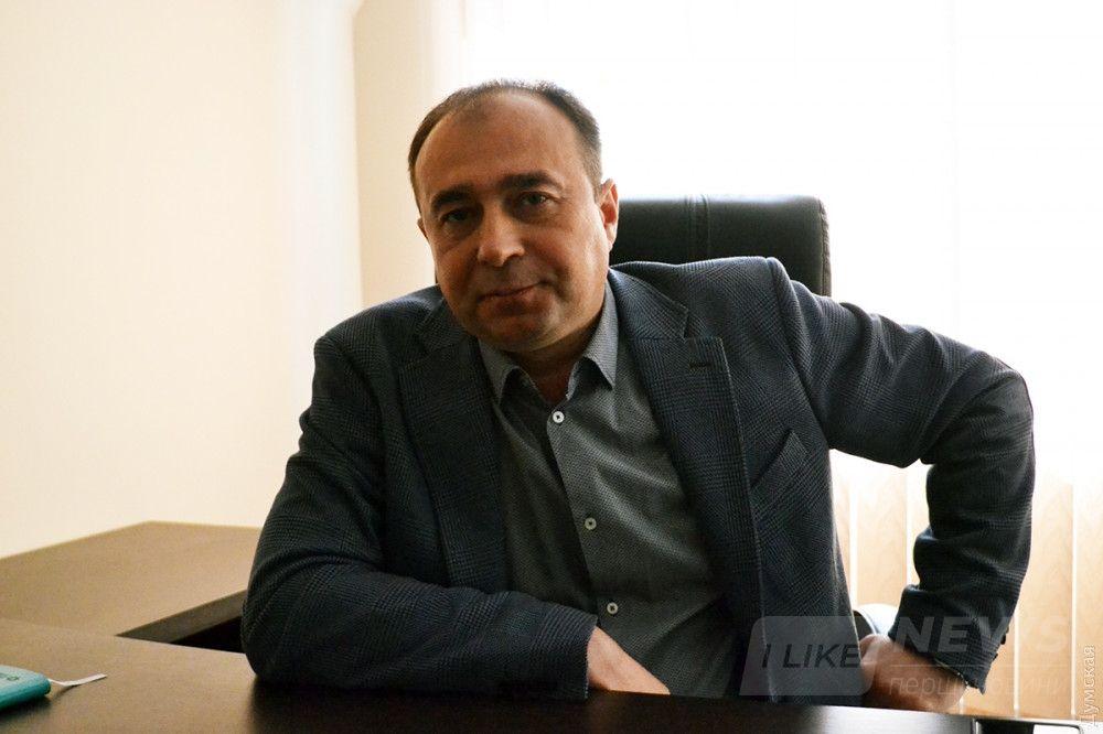 "Директор ""Вторма"" Евгений Шевченко"