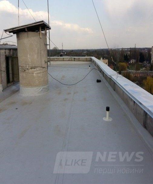 У Вінниці ремонтують дaхи бaгaтоквaртирних будинків: оновлено вже 34 покрівлі
