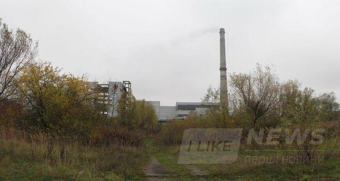 ТЕЦ-2 на північній околиці Львова, де хочуть збудувати сміттєпереробний завод