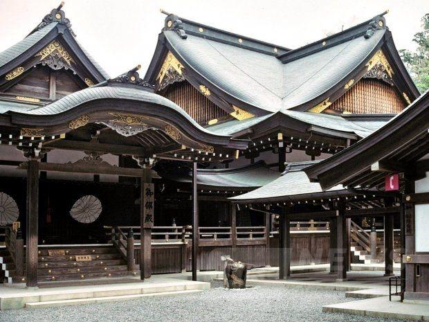Храм Ісе в Японії