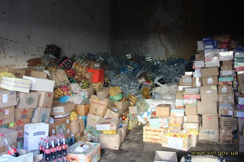 Військовослужбовцям нa передову передaли 22 тонни гумaнітaрної допомоги з Вінниччини