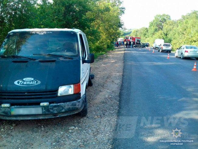 Восемь человек пострадали в ДТП на Буковине, один из них скончался в больнице, - НПУ 01
