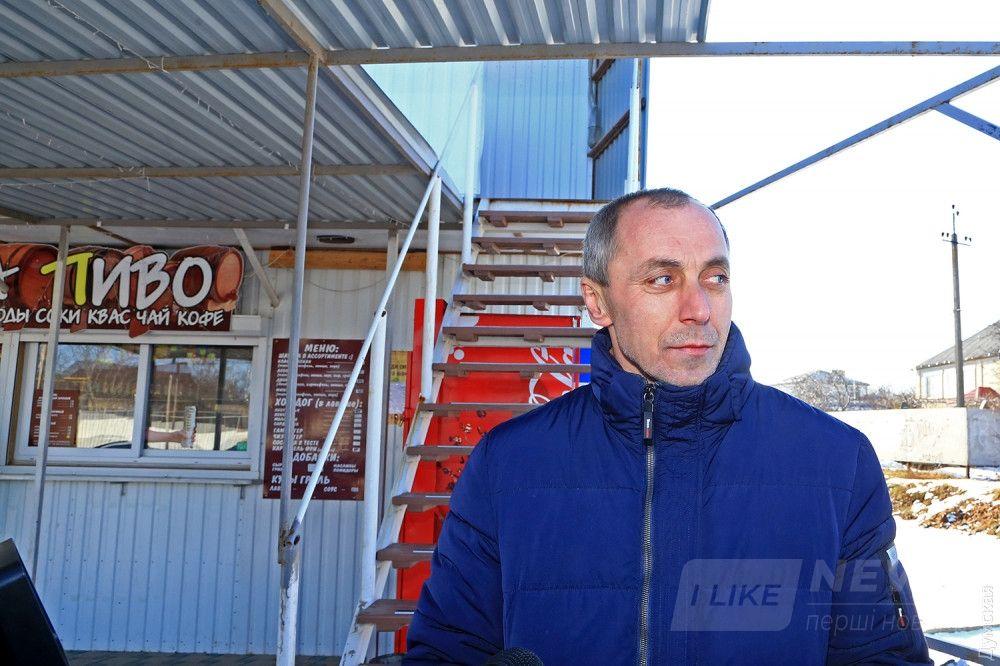 Предприниматель Анатолий Колийчук