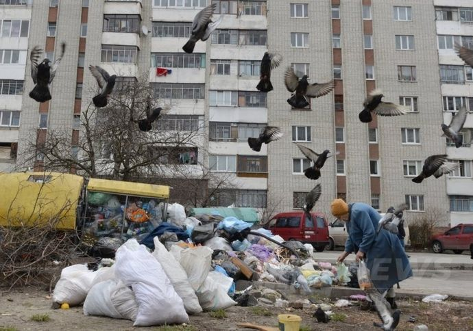 З 23 травня зі Львова почали вивозити накопичене сміття