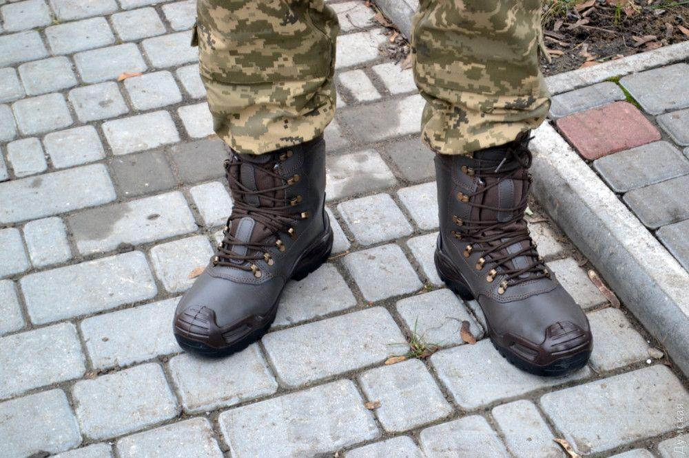 Ботинки, говорит, отменные