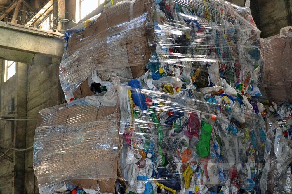 В этом году стали собирать пластиковые бутылки от шампуней и бытовой химии
