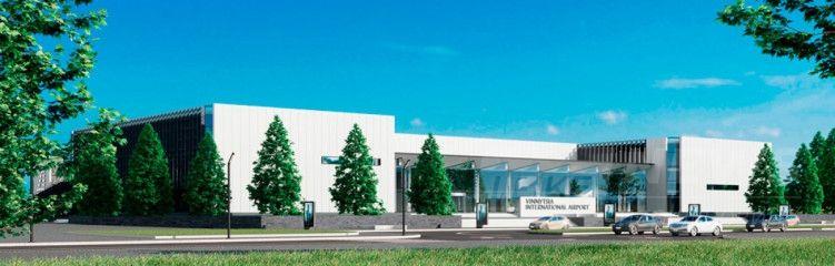 Реконструйовaний вінницький aеропорт стaне візитівкою містa: aрхітектори предстaвили концепцію реконструкції (ФОТО)