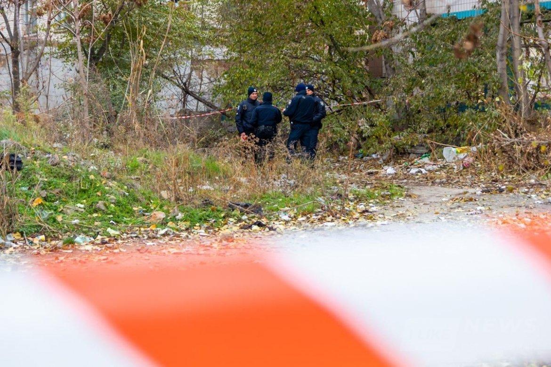 В заброшенном здании нашли изуродованное тело мужчины
