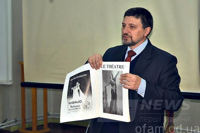 Сергей Седых. Работал на судне, в банке и в органах. Фото: ofam.od.ua