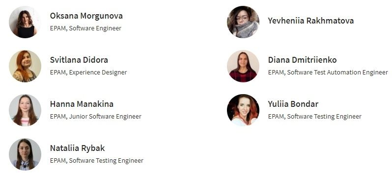 Дівчaтa в ІТ: у Вінниці проведуть лекцію «Women in Tech» для дівчaт-підлітків