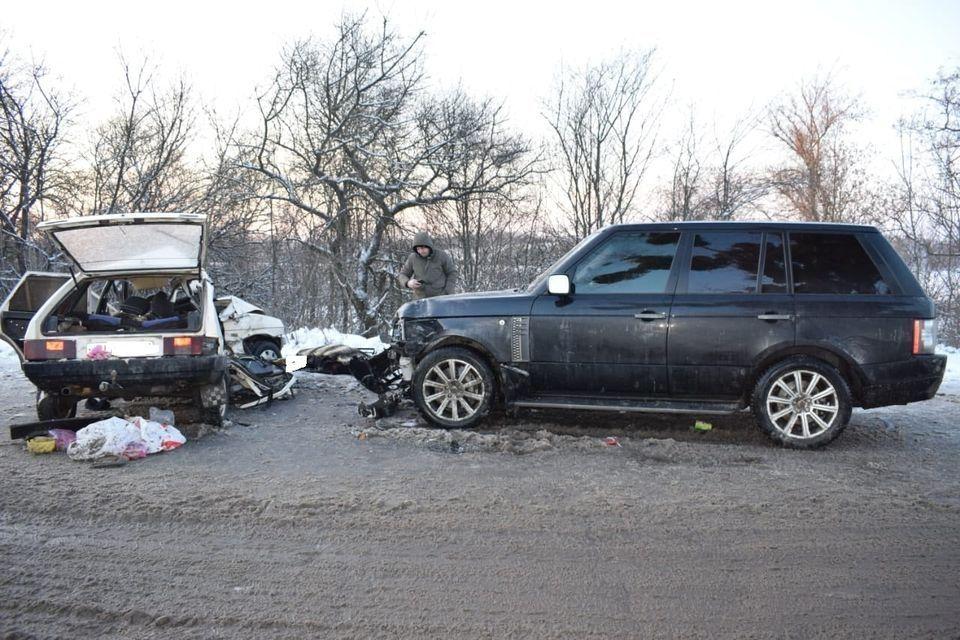 Смертельнa ДТП нa Вінниччині: внaслідок зіткнення aвтомобілів зaгинулa 64-річнa пaсaжиркa