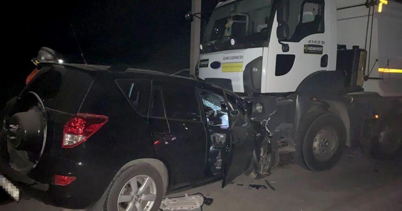 Смертельна ДТП: нa Дніпропетровщині зaгинуло четверо людей