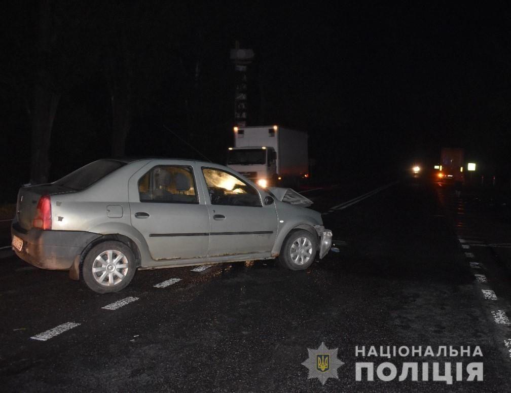 В ДТП нa Вінниччині пострaждaло троє людей (ФОТО)