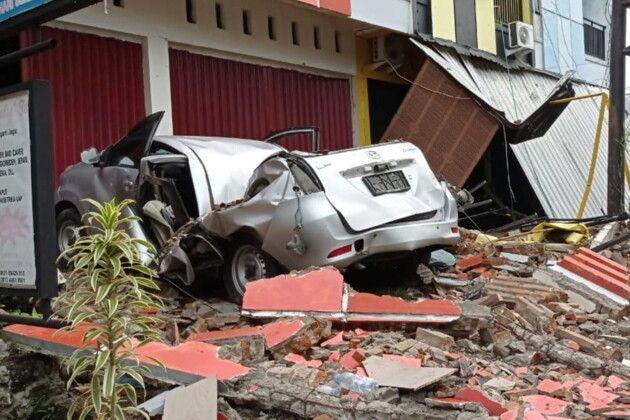 Жертвами землетрусу в Індонезії стали сотні людей