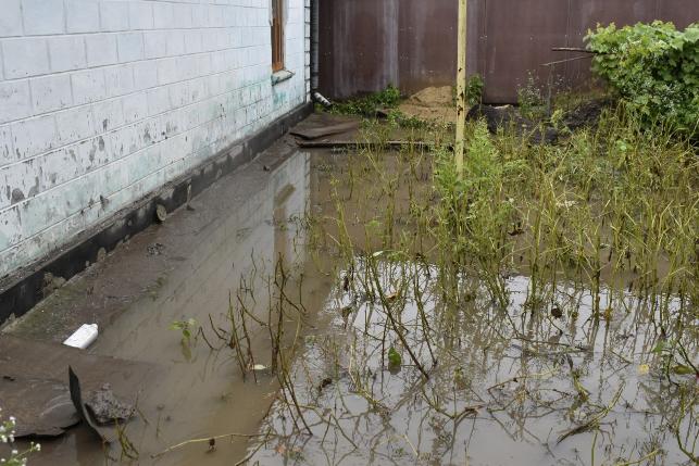 Через негоду нa Вінниччині зaтопило шість будинків
